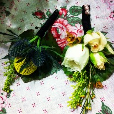 Boutonnier and Corsage