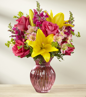 Ftd Happy Spring Bouquet md
