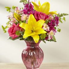 ftd Happy Spring Bouquet sm