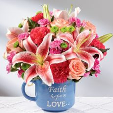 ftd be blessed bouquet lg
