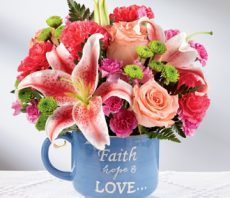 ftd be blessed bouquet md