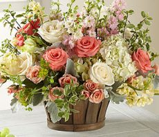 ftd bountiful bouquet lg