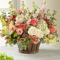 ftd bountiful bouquet xl