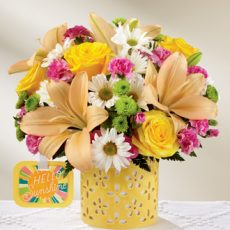 ftd brighter than bright bouquet lg