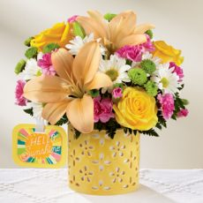 ftd brighter than bright bouquet md