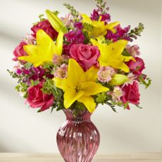 ftd happy spring bouquet xl