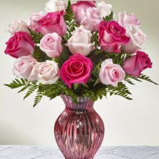 ftd happy spring mixed rose bouquet lg