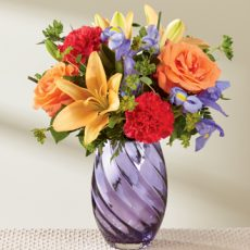 ftd make today shine bouquet sm