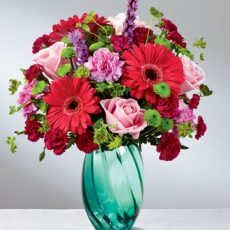 ftd spring skies bouquet lg