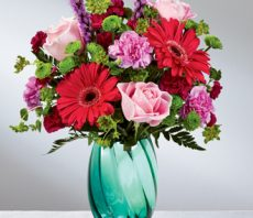 ftd spring skies bouquet md