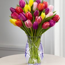 ftd spring tulips bouquet lg