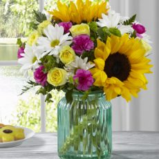 ftd sunlit meadow bouquet