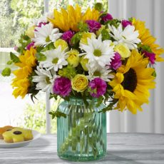 ftd sunlit meadow bouquet xl