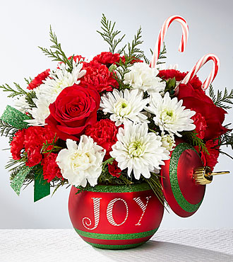 ftd season's greetings bouquet 2017 md