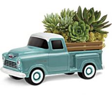 teleflora perfect chevy pickup