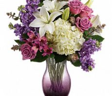 teleflora true treasure medium