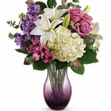 teleflora true treasure small