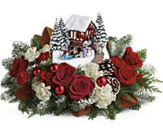 snowfall dreams bouquet medium