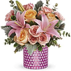 2019 small pink breeze bouquet